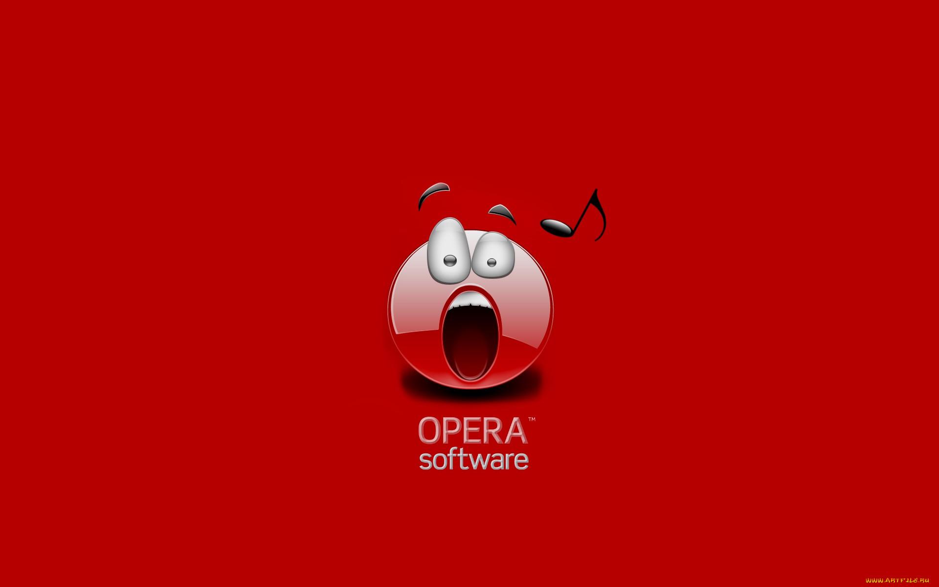 Обои для опера картинки